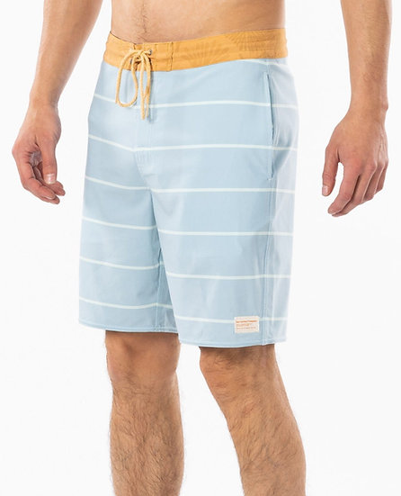 """RIP CURL MEN'S SALTWATER CULTURE 19""""LAYDAY SURF BOARDSHORTS"""