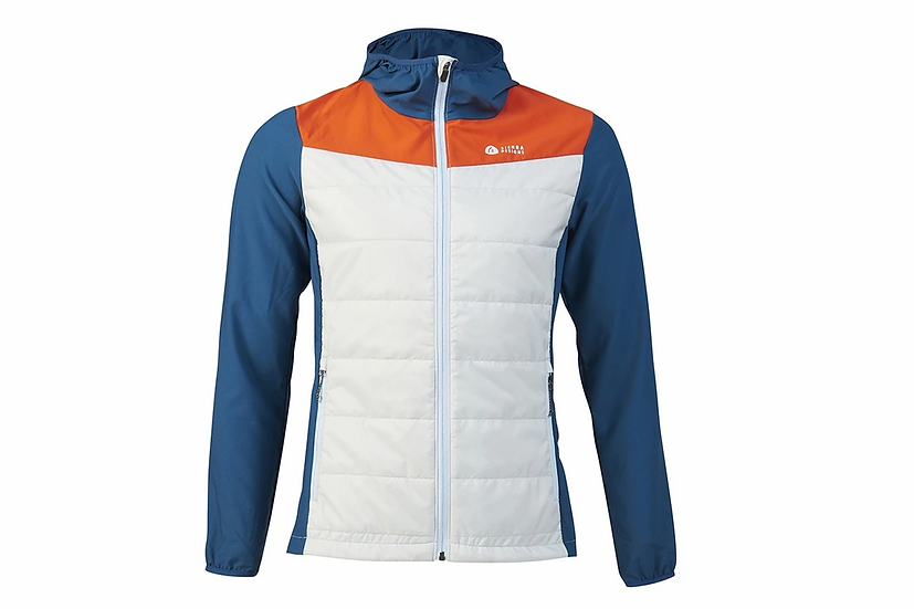 SIERRA DESIGNS WOMEN'S BORREGO HYBRID JACKET