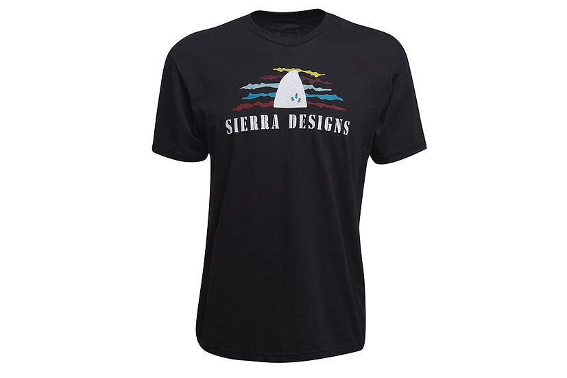 SIERRA DESIGNS MEN'S THROWBACK T-SHIRT