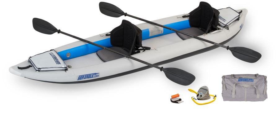 SEA EAGLE 385FT INFLATABLE KAYAK