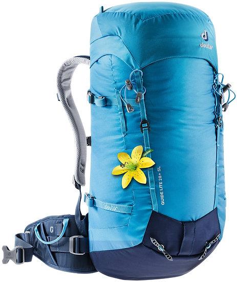 DEUTER GUIDE LITE 28 + SL WOMEN' CLIMBING, SKI TOURING AND MOUNTAINEERING
