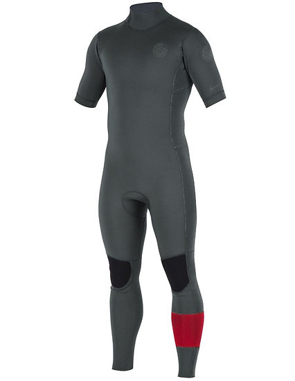 RIP CURL AGGROLITE S/S BACK ZIP FULL 2/2 WETSUIT