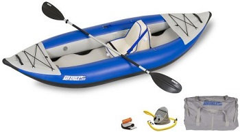 SEA EAGLE 300X INFLATABLE KAYAK PACKAGES