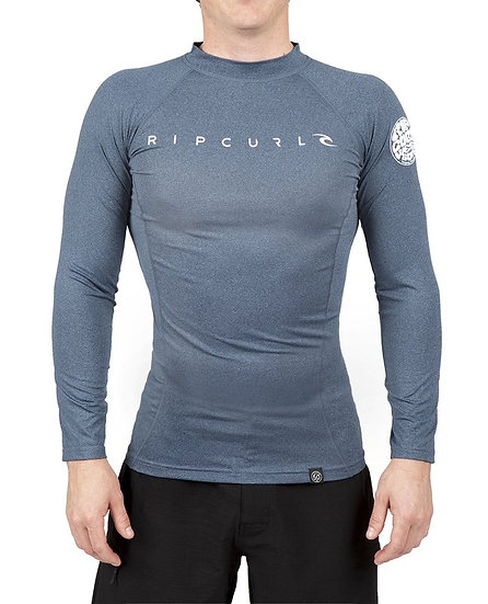 RIP CURL MEN'S DAWN PATROL LONG SLEEVE RASH GUARD