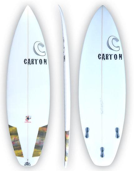 CARTON SURFBOARDS: CAPITAN 015 HIGH PERFORMANCE