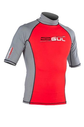 GUL Xola Mens Rashguard Short Sleeve RG0338