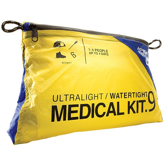 ADVENTURE MEDICAL KITS:ULTRALITE AND WATERTIGHT .9