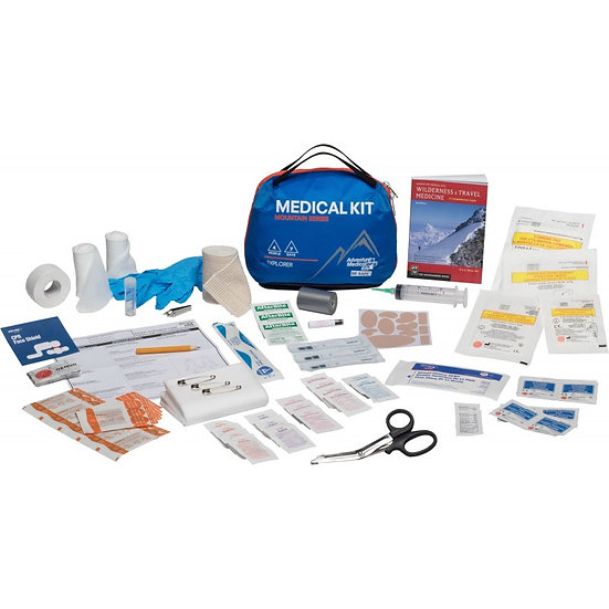 ADVENTURE MEDICAL KITS: MOUNTAIN EXPLORER KIT