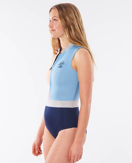 RIP CURL SEARCHERS G-BOMB SLEEVELESS SPRING SUIT