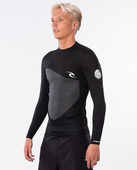 RIP CURL OMEGA 1.5MM LONG SLEEVE SURF JACKET