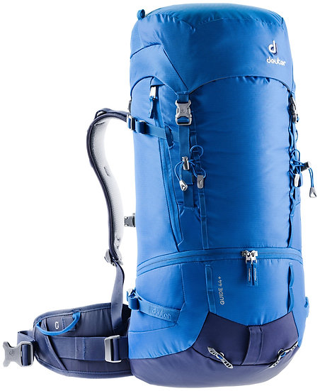 DEUTER GUIDE 44 + 8  CLIMBING, SKI TOURING AND MOUNTAINEERING BACKPACK