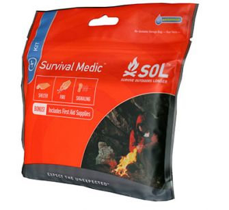 ADVENTURE MEDICAL KITS: SURVIVAL MEDIC