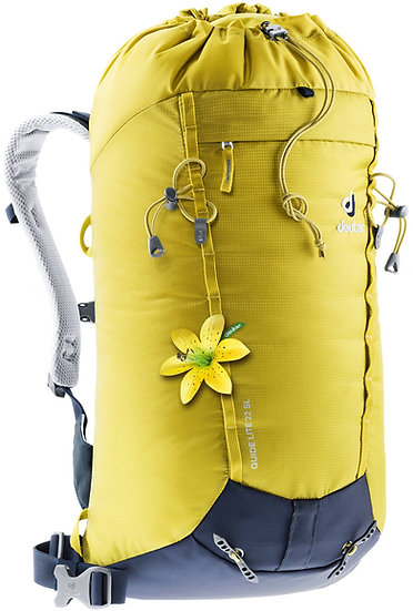DEUTER GUIDE LITE 22 SL WOMEN' CLIMBING, SKI TOURING AND MOUNTAINEERING BACKPACK