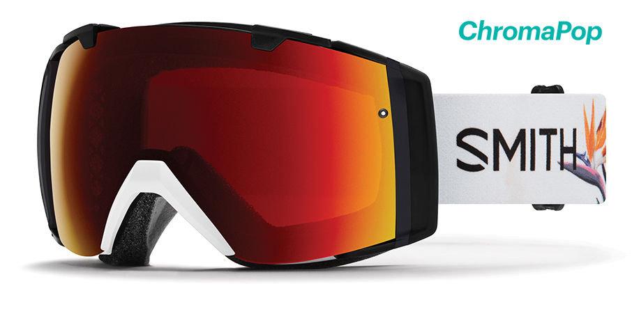 SMITH OPTICS I/O SKI AND SNOWBOARD GOGGLES