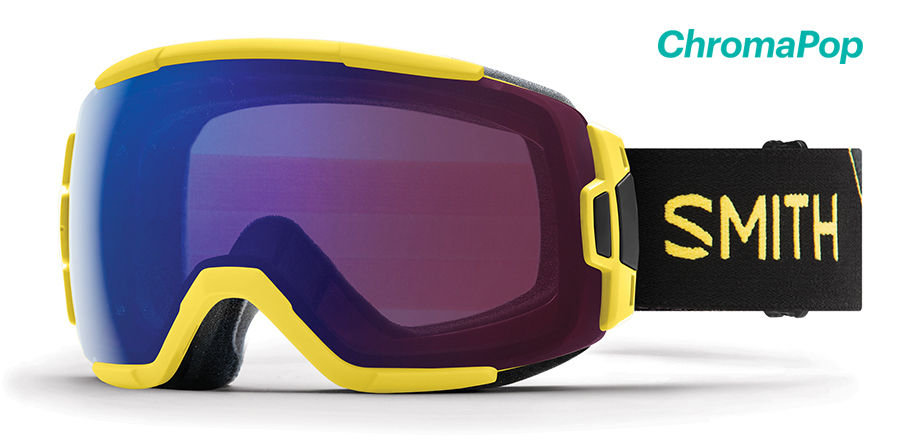 SMITH OPTICS VICE SKI AND SNOWBOARD GOGGLES