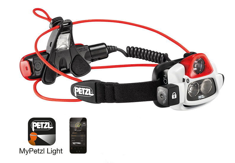 PETZL NAO + PERFORMANCE 750 LUMUNS HEADLAMP