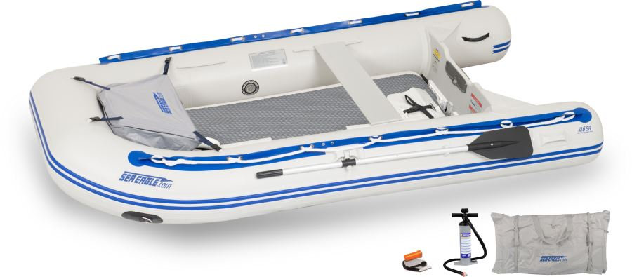 SEA EAGLE 10.6SR RUNABOUT INFLATABLE BOAT