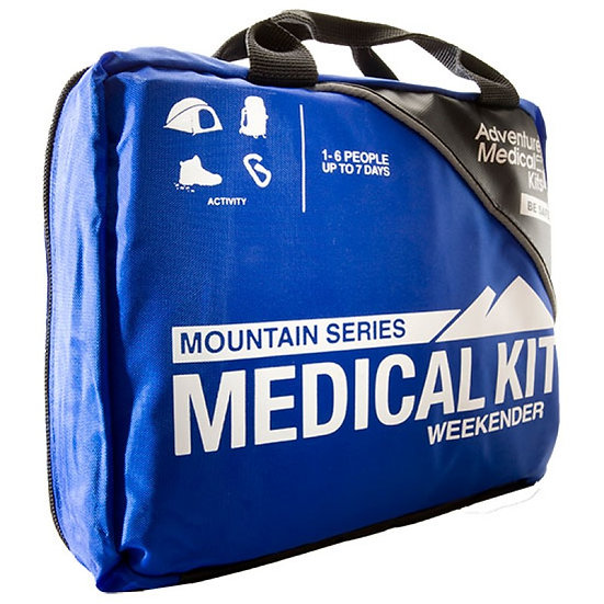 ADVENTURE MEDICAL KITS: MOUNTAIN WEEKENDER KIT