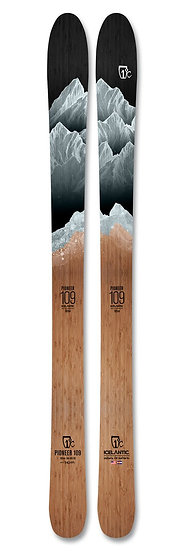 2021 ICELANTIC PIONEER 109 ALL MOUNTAIN SKIS