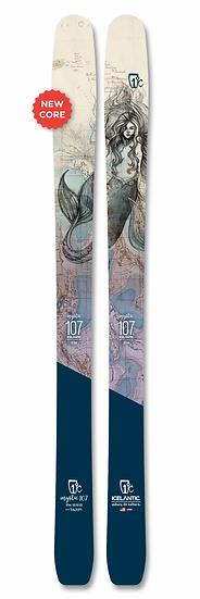 2021 ICELANTIC MYSTIC 107 BACKCOUNTRY TOUR SKI
