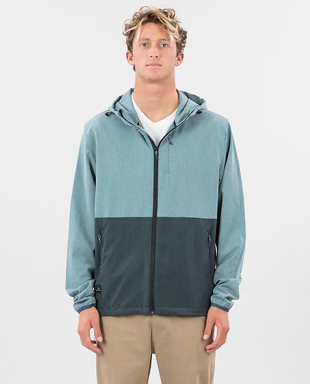 RIP CURL  MEN'S ELITE ANTI SERIES WINDBREAKER SURF JACKET
