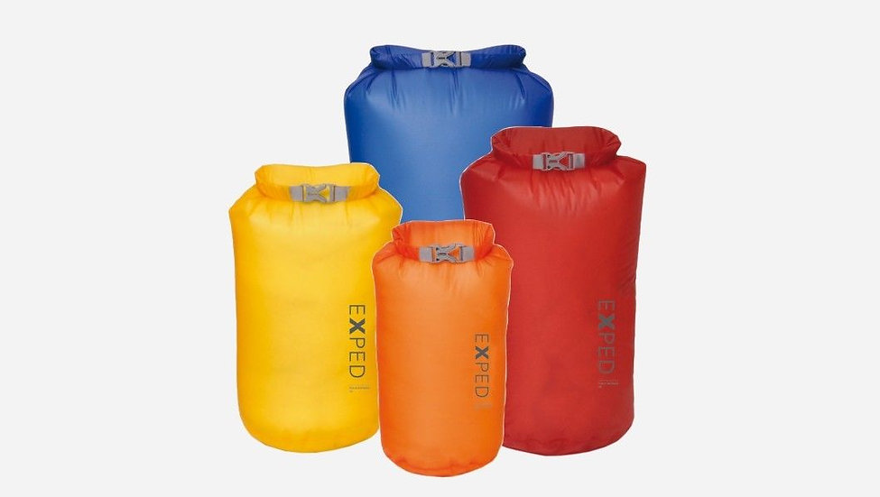 DISCOUNT NEW EXPED Fold Drybag UL Set of 4