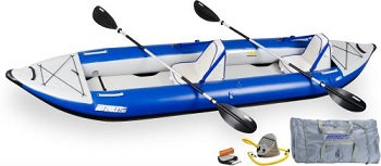 SEA EAGLE SE420 EXPLORER INFLATABLE KAYAK PACKAGES