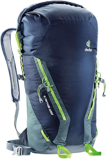 DEUTER GRAVITY ROCK AND ROLL 30 CLIMBING BACKPACK