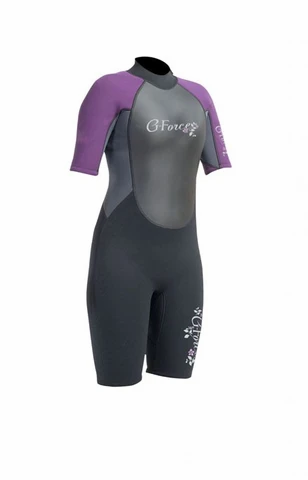 GUL G-FORCE 3MM FL LADIES SHORTI WETSUIT