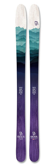2021 ICELANTIC RIVETER 85 BACKCOUNTRY TOUR SKI