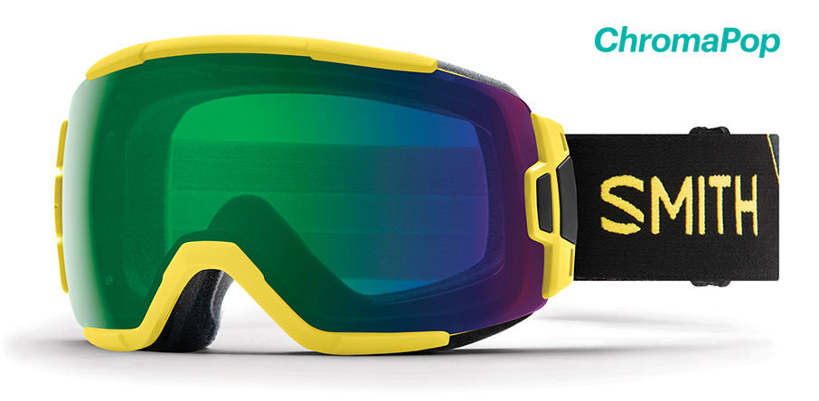 SMITH OPTICS VICE ASIAN FIT SKI SNOWBOARD GOGGLES