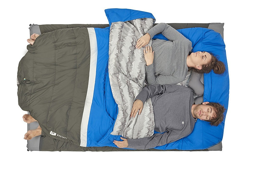 SIERRA DESIGN FRONTCOUNTRY BED 35 DUO SLEEPING BAG