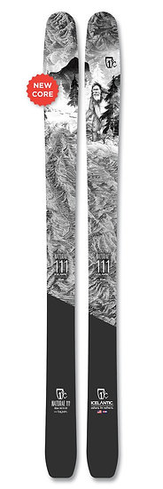 2021 ICELANTIC NATURAL 111 BACKCOUNTRY TOUR SKI