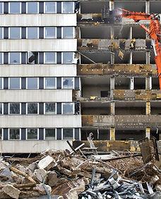 Wrecking-Building