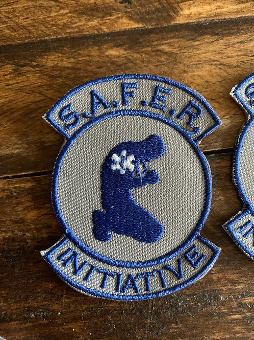 SAFER Vest Patch
