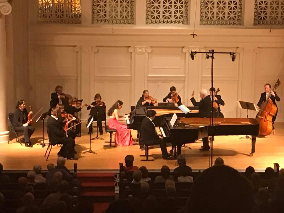 Bach Week Chicago with S. Babayan