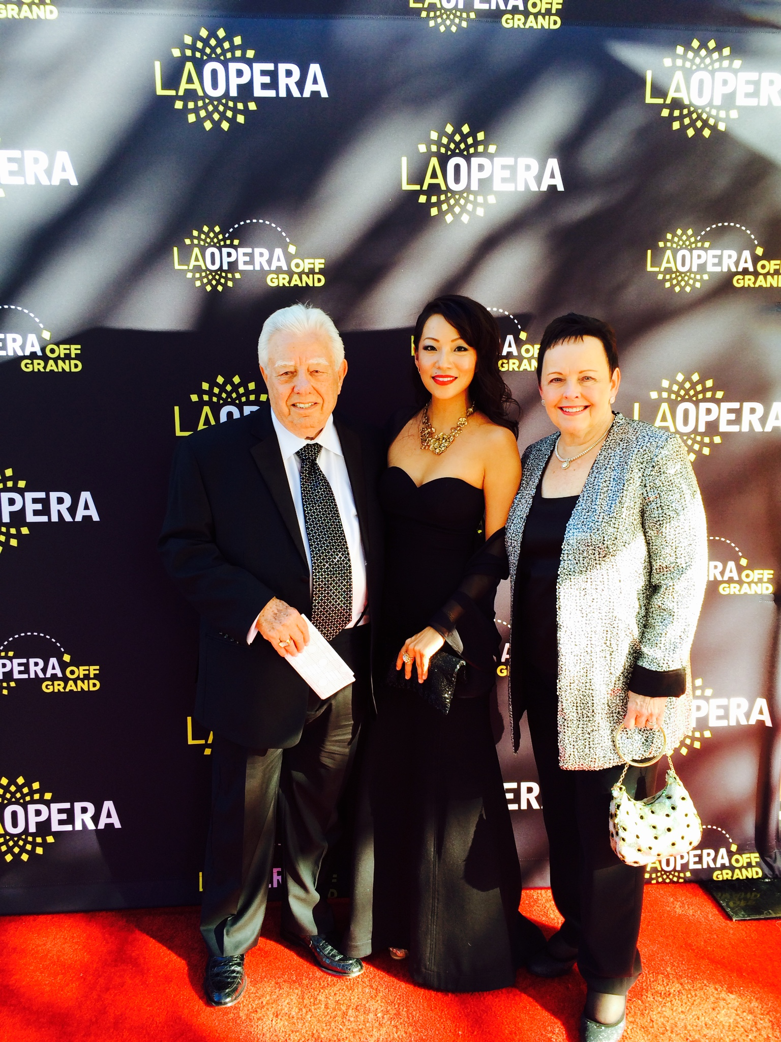 With dear Paul and Marybelle Musco