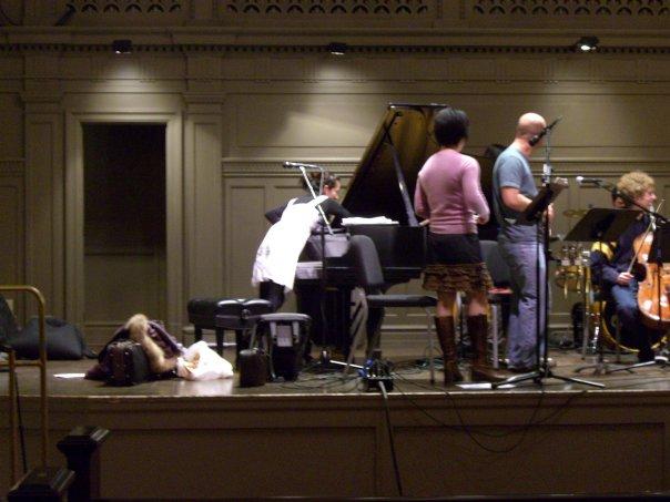 Radiohead Transcription concert