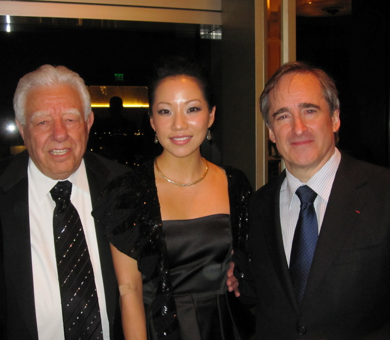 with S.P. Musco and James Conlon