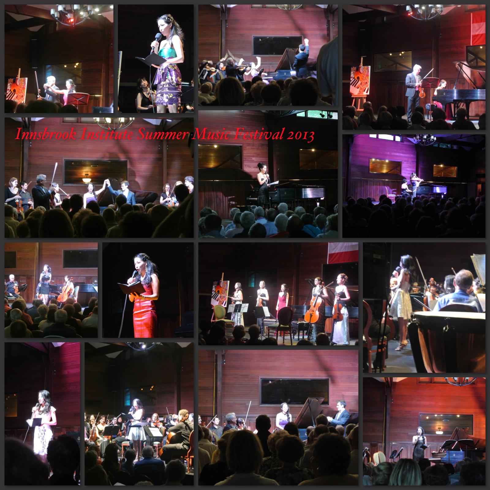 Performing/Emceeing, Innsbrook