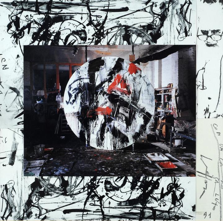 Emilio Vedova, Senza Titolo: uno sguardo sull'opera dell'artista veneziano / Emilio Vedova, Senza Ti
