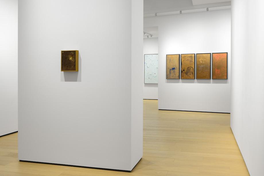 Materie, spazi, visioni di Sophie Ko, Marco Andrea Magni e Valerie Krause alla galleria Building di