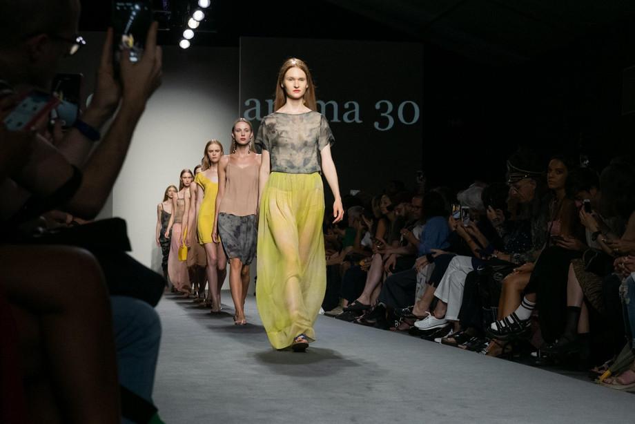 Da AltaRoma: la collezione primavera-estate 2020 di aroma30 / From AltaRoma: aroma30 spring-summer 2
