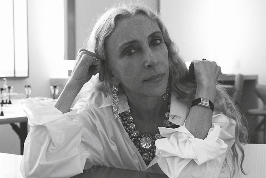 Addio a Franca Sozzani