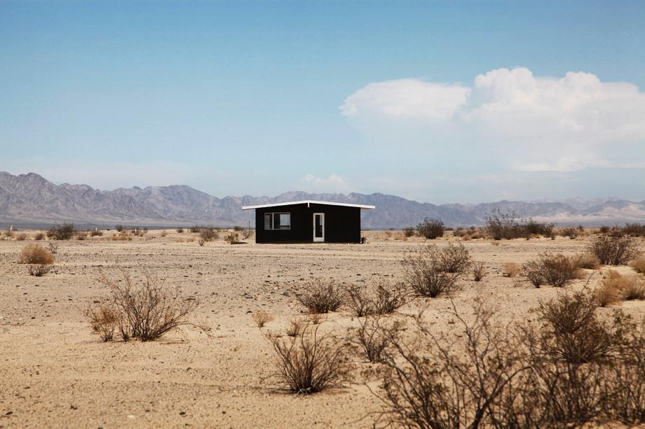 Virginia Woolf e la casa nel deserto