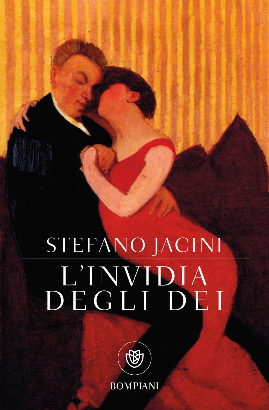 L'invidia degli dei, il nuovo romanzo di Stefano Jacini / L'invidia degli dei, Stefano Jacini new no