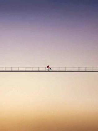 Il minimalismo delle fotografie di Charlotte van Driel è manifesto di uno stile di vita