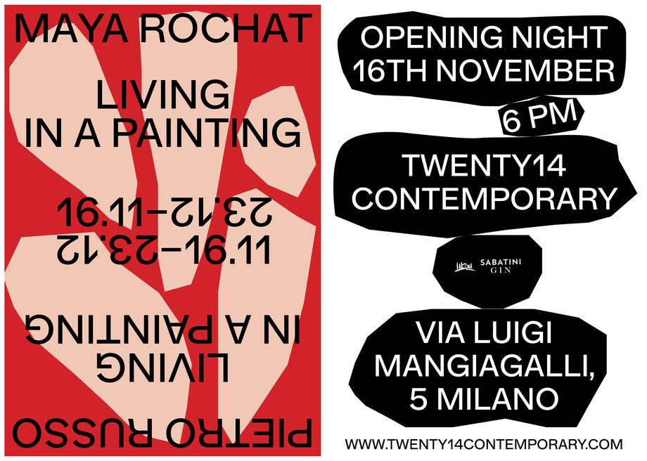 Living in a painting: la mostra che inaugura la nuova sede della galleria Twenty14 Contemporary / Li