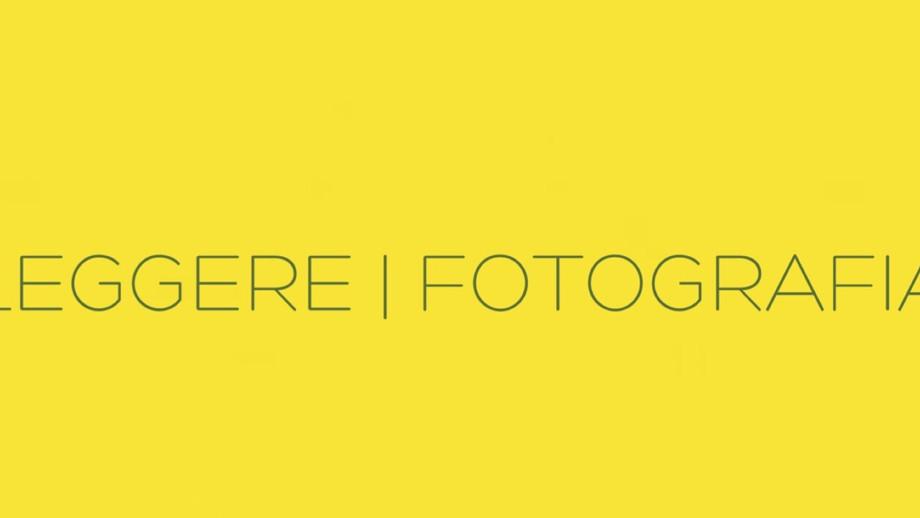 Leggo quindi sono: l'atto della lettura attraverso la fotografia / I read therefore I amo: the act o