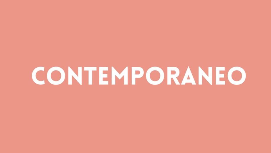Contemporaneo: un concetto al di là del tempo, per sopravvivere al presente / Contemporary: a concep